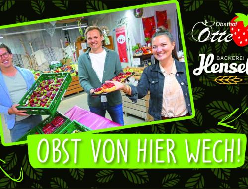 Obsthof Otte ist unser Partner!